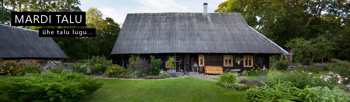 Mardi talu Saaremaal